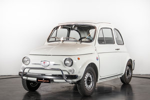 1972 Fiat 500TV Giannini For Sale