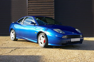 2001  Fiat Coupe 20v Turbo 'Plus' 6 Speed Manual (8,298 miles) SOLD