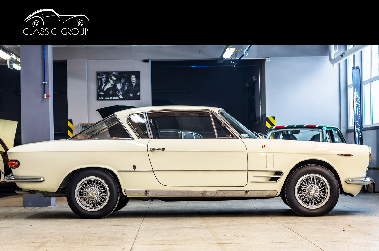 FIAT 2300 S Coupe 1965 For Sale (picture 1 of 6)