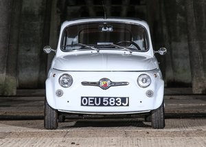 1971 Fiat 500L Abarth Recreation SOLD by Auction