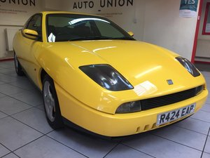 1997 FIAT COUPE 20V TURBO