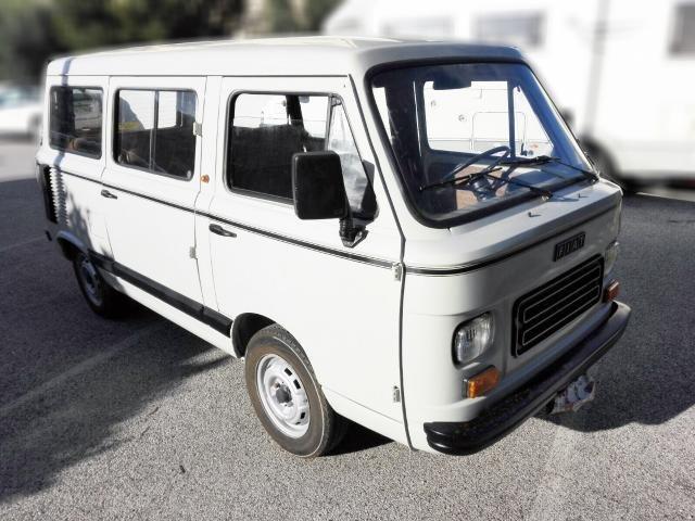 FIAT 900 T, anno 1982, completamente restaurata, pari al nu For Sale (picture 1 of 3)
