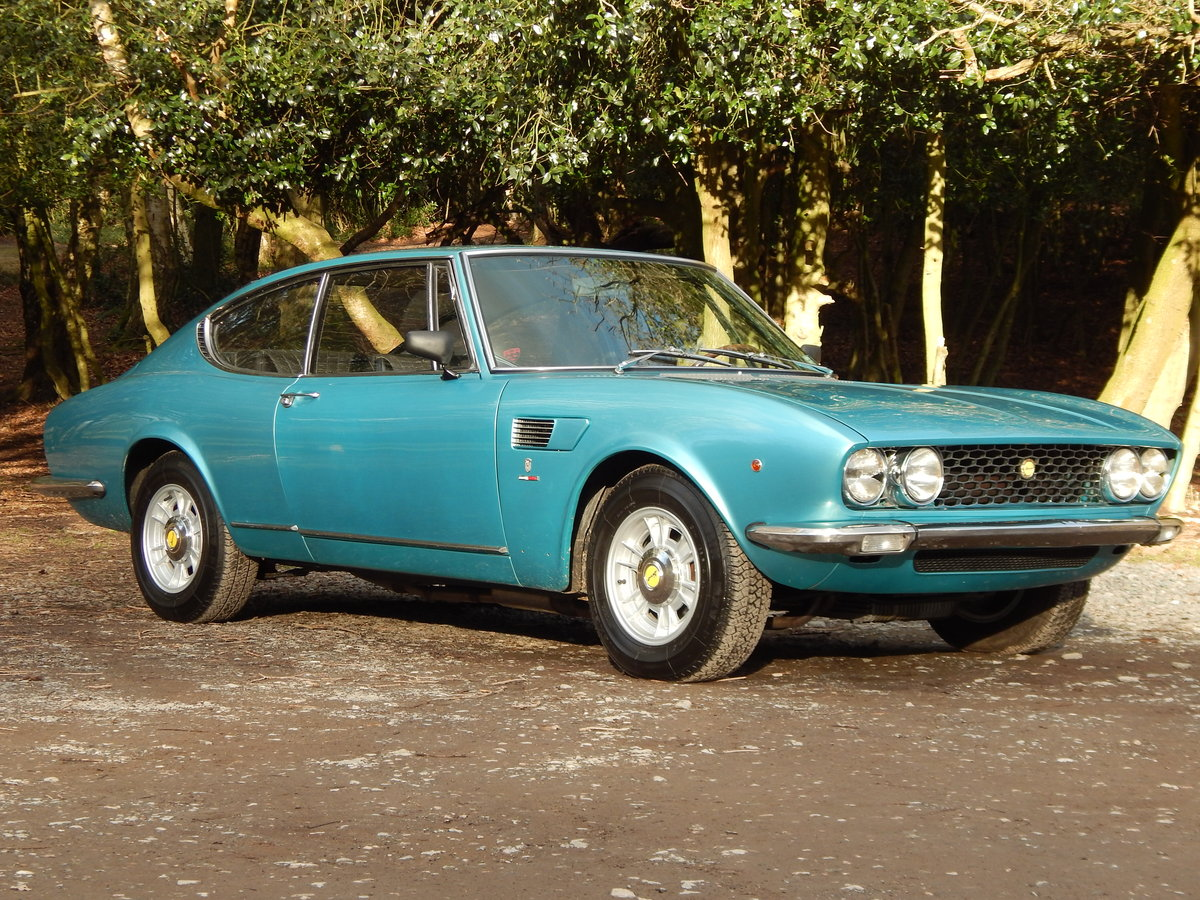 1968 Fiat Dino Coupé 2000, under 24000KM from new! For Sale (picture 1 of 6)
