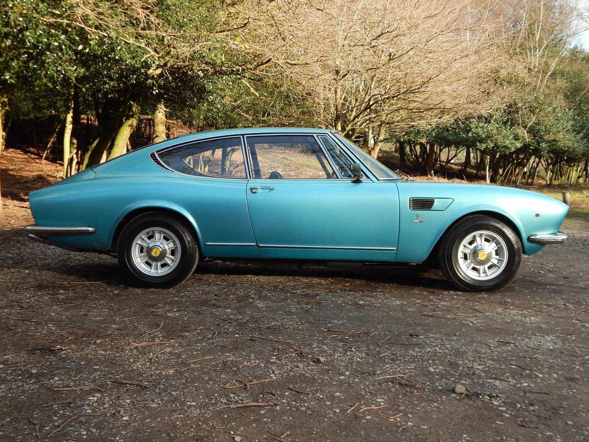 1968 Fiat Dino Coupé 2000, under 24000KM from new! For Sale (picture 2 of 6)