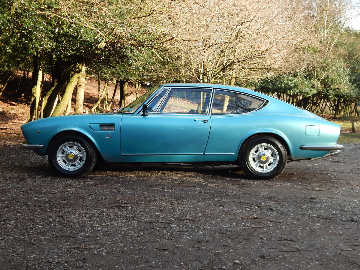 1968 Fiat Dino Coupé 2000, under 24000KM from new! For Sale (picture 3 of 6)