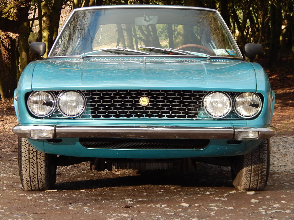 1968 Fiat Dino Coupé 2000, under 24000KM from new! For Sale (picture 4 of 6)
