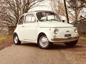 FIAT 500 F - 1975 38CV For Sale