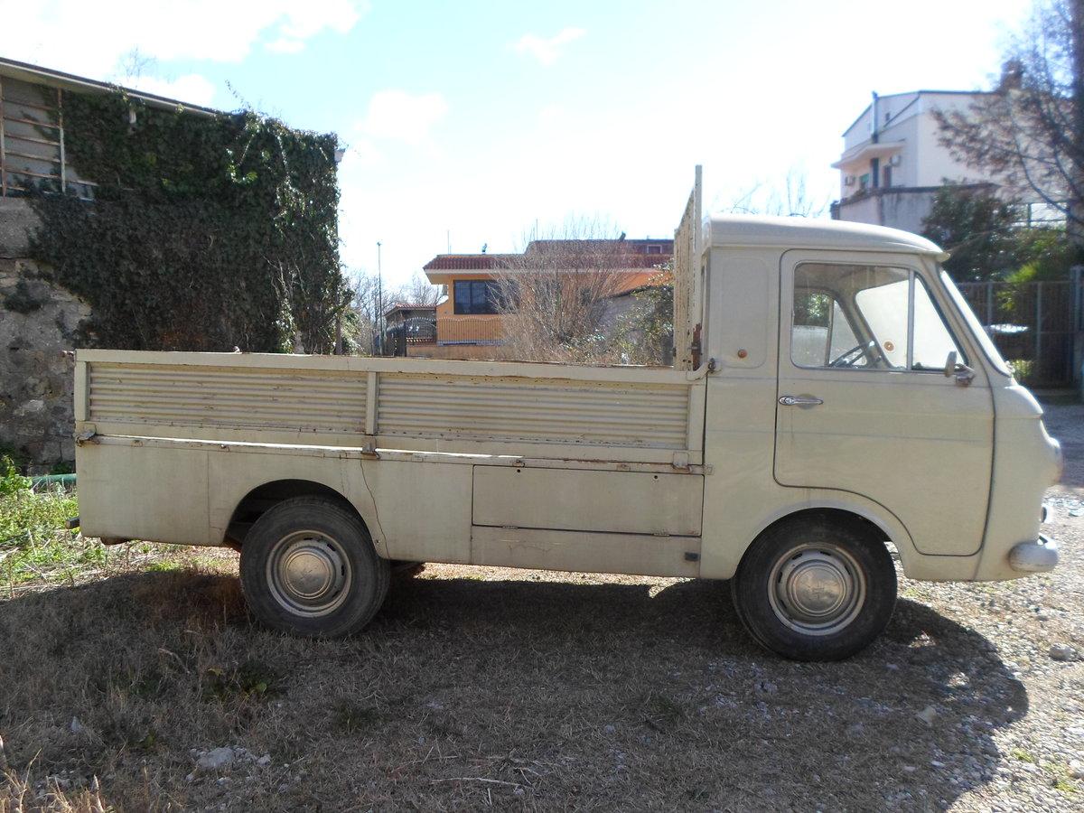 1968 Camioncino d'epoca Fiat 241 T primo benzina 1.4 cc SOLD (picture 1 of 6)