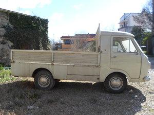 1968 Camioncino d'epoca Fiat 241 T primo benzina 1.4 cc