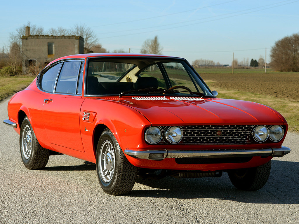 FIAT DINO COUPE' 2.0 - 1968 For Sale (picture 1 of 6)