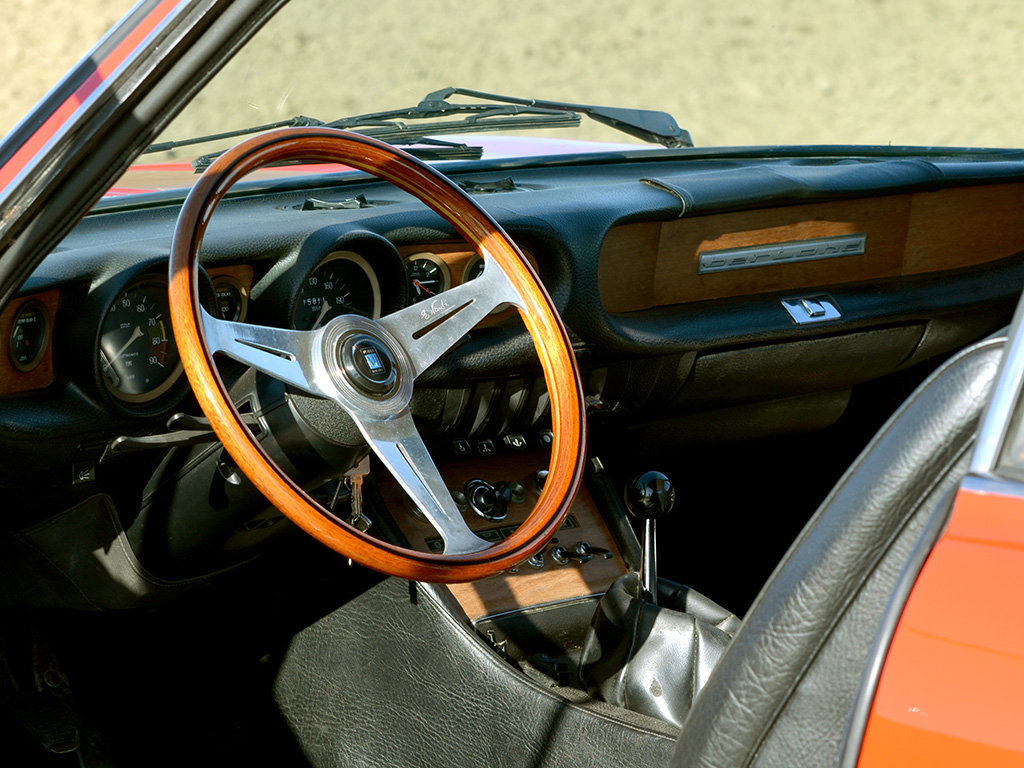 FIAT DINO COUPE' 2.0 - 1968 For Sale (picture 3 of 6)