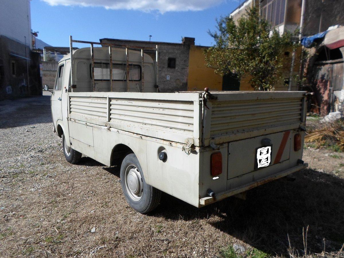1968 Camioncino d'epoca Fiat 241 T primo benzina 1.4 cc SOLD (picture 2 of 6)