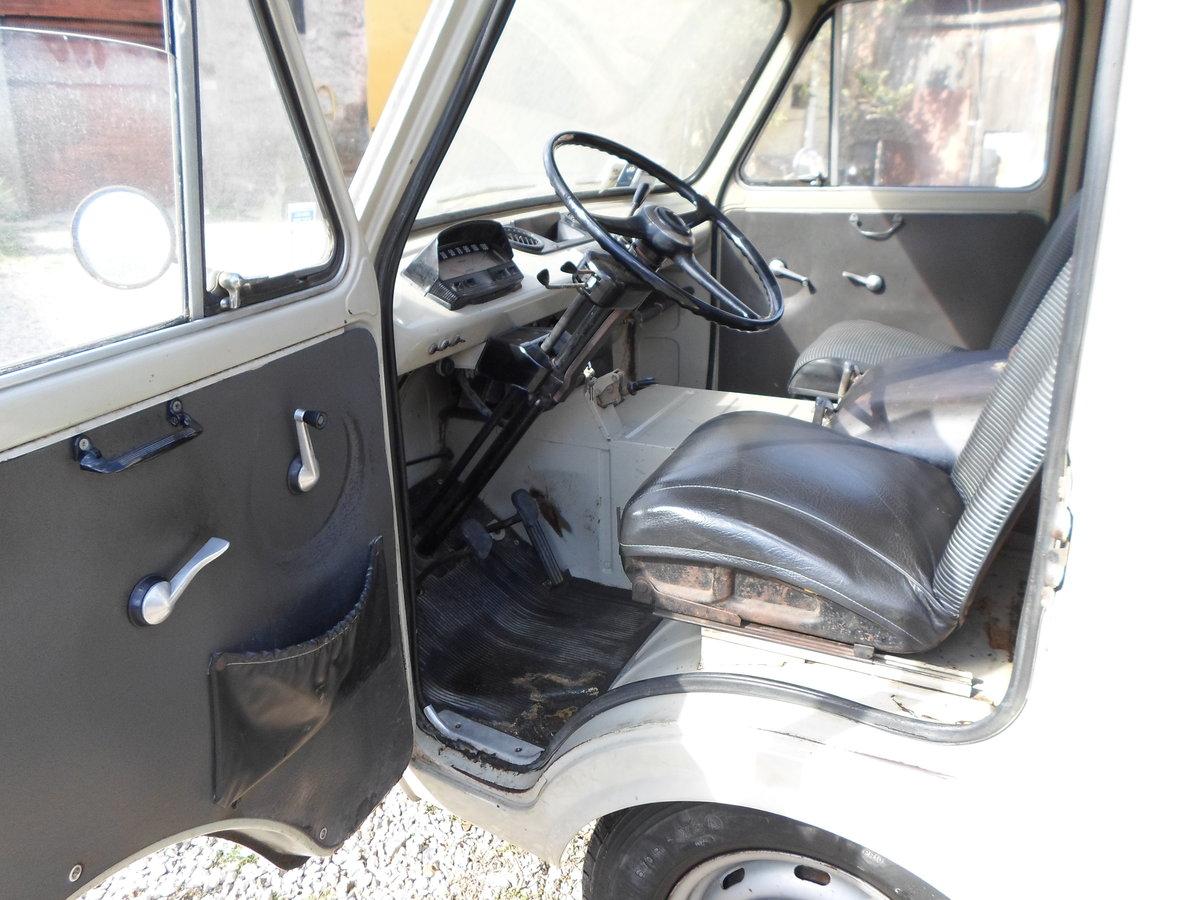 1968 Camioncino d'epoca Fiat 241 T primo benzina 1.4 cc SOLD (picture 3 of 6)