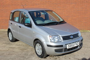2005 Fiat Panda Dynamic 1.2, Only 22000 miles, RAC Warranty