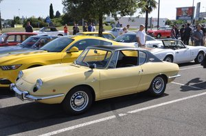 1969 FIAT 850 RACER BERLINETTA BERTONE RENOVATED For Sale