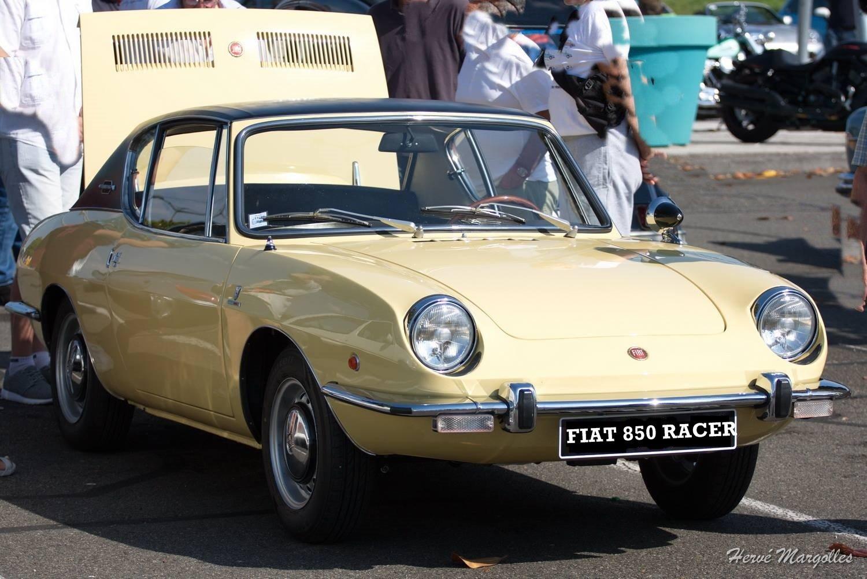 1969 FIAT 850 RACER BERLINETTA BERTONE RENOVATED For Sale (picture 5 of 6)