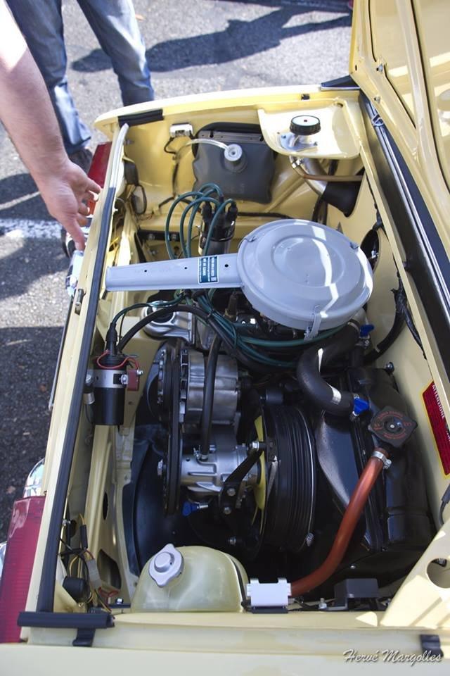 1969 FIAT 850 RACER BERLINETTA BERTONE RENOVATED For Sale (picture 6 of 6)