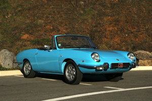1972 FIAT 850 Sport Spider For Sale