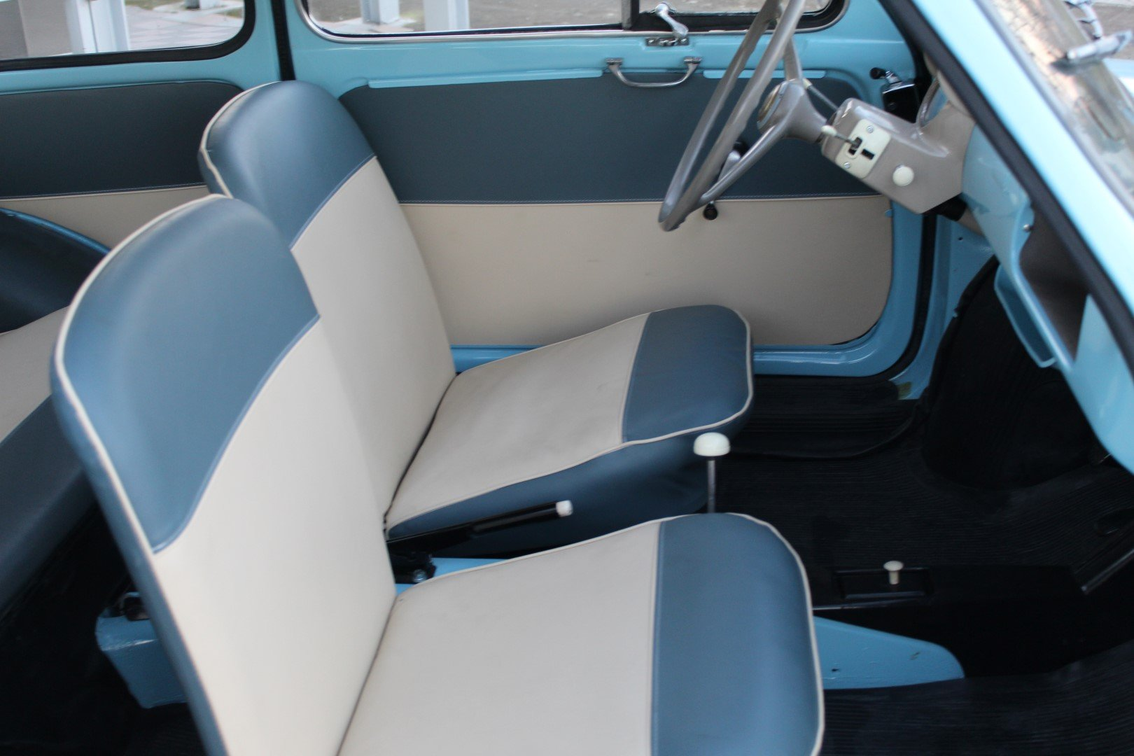 1967 Fiat 500 N Syer Puch 500 D For Sale (picture 3 of 6)