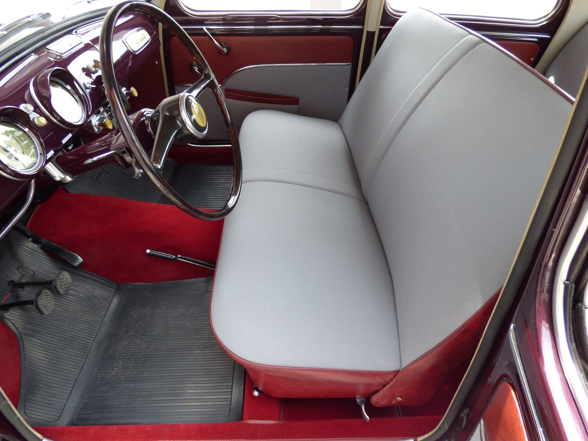 1955 Fiat 1100 TV High level professional restoration For Sale (picture 6 of 6)