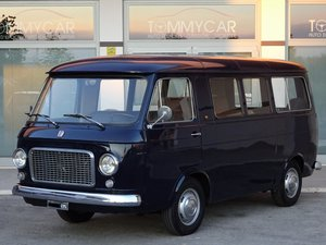 Fiat 238 Minibus 9 posti Prima serie - Rarità
