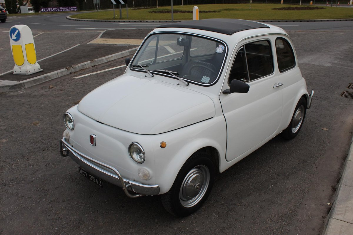 1971 Fiat 500 L Original LHD imported from Italy Beautiful  SOLD (picture 2 of 6)