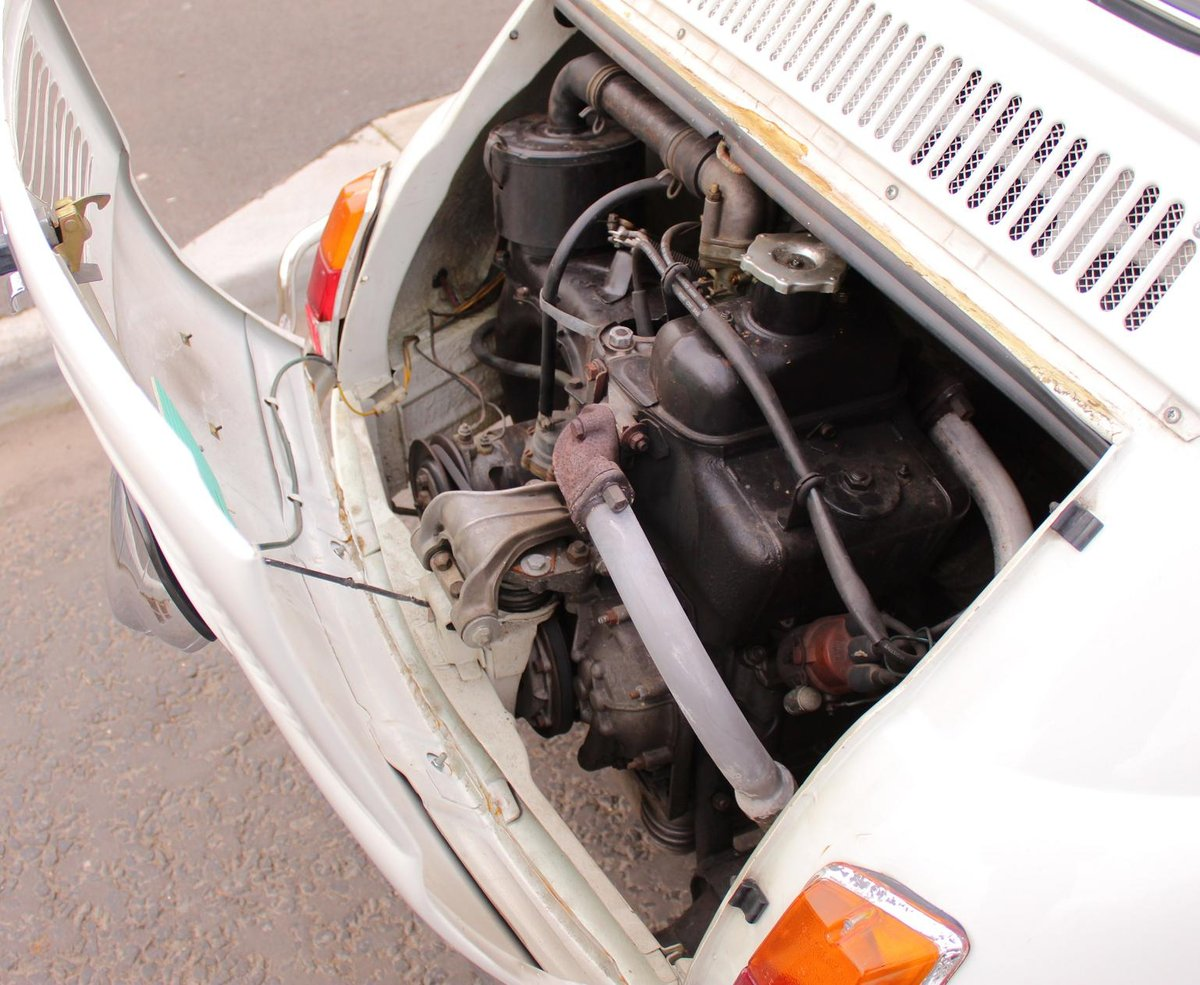 1971 Fiat 500 L Original LHD imported from Italy Beautiful  SOLD (picture 5 of 6)