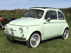 1961 Fiat 500D one of the very best available For Sale