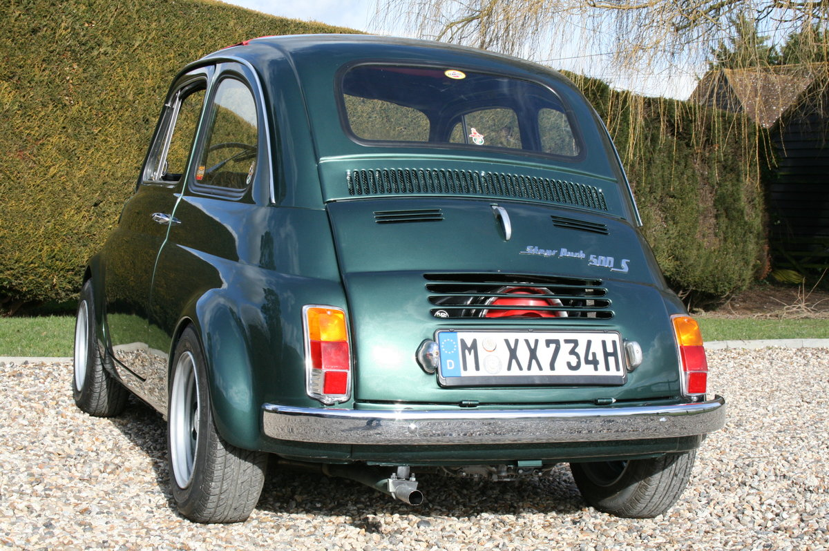1973 Fiat 500, Steyr Puch 500 S.Excellent Throughout.Very Rare For Sale (picture 2 of 6)