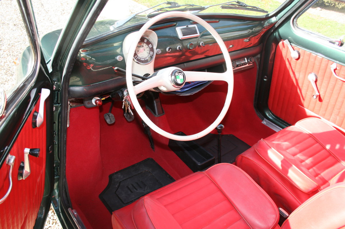 1973 Fiat 500, Steyr Puch 500 S.Excellent Throughout.Very Rare For Sale (picture 4 of 6)