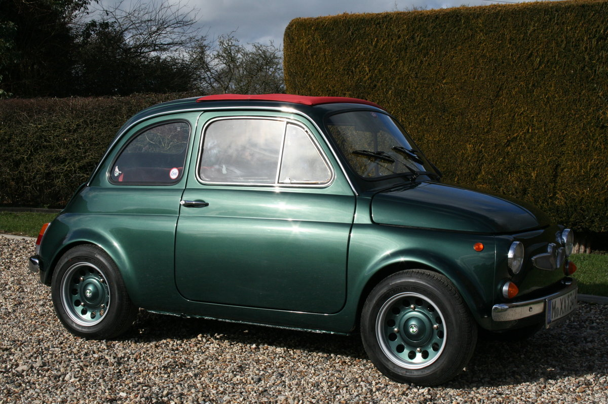 1973 Fiat 500, Steyr Puch 500 S.Excellent Throughout.Very Rare For Sale (picture 6 of 6)