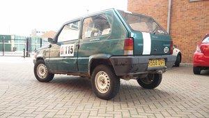 1993 FIAT Panda PandaRaid ready For Sale