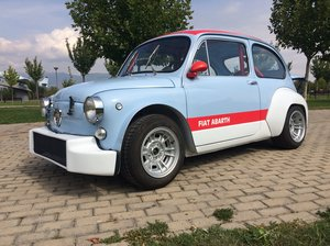 1978 Fiat Abarth 1000TCR Tribute - New Build & Stunning For Sale