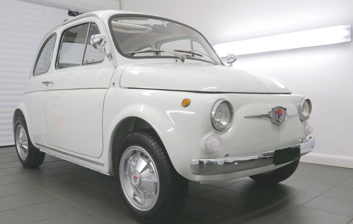 1970 Classic Fiat 500 Giannini -TV. Ultra Rare Show Car For Sale (picture 1 of 6)