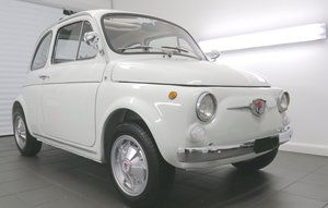 1970 Classic Fiat 500 Giannini -TV. Ultra Rare Show Car
