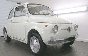 1970 Classic Fiat 500 Giannini -TV. Ultra Rare Show Car For Sale