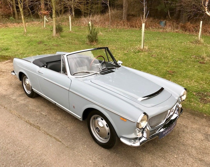 1961 Fiat OSCA 1500S Spider / Cabriolet - The Finest Worldwide For Sale (picture 1 of 6)