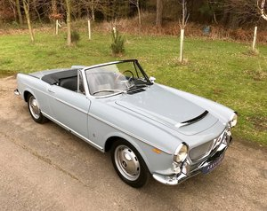 1961 Fiat OSCA 1500S Spider / Cabriolet - The Finest Worldwide For Sale