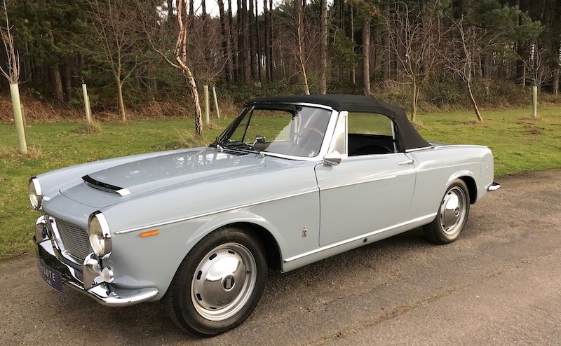 1961 Fiat OSCA 1500S Spider / Cabriolet - The Finest Worldwide For Sale (picture 2 of 6)