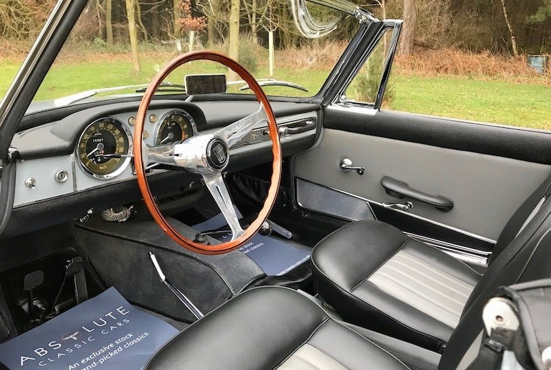 1961 Fiat OSCA 1500S Spider / Cabriolet - The Finest Worldwide For Sale (picture 3 of 6)