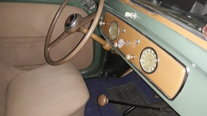 Fiat Topolino C year 1952