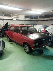 1977 Fiat 128 (replica rally)