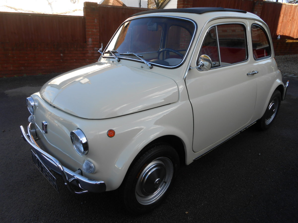 1970 Fiat 500l berlinina For Sale (picture 3 of 6)