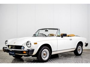 1979 Fiat 124 Spider 2000 For Sale