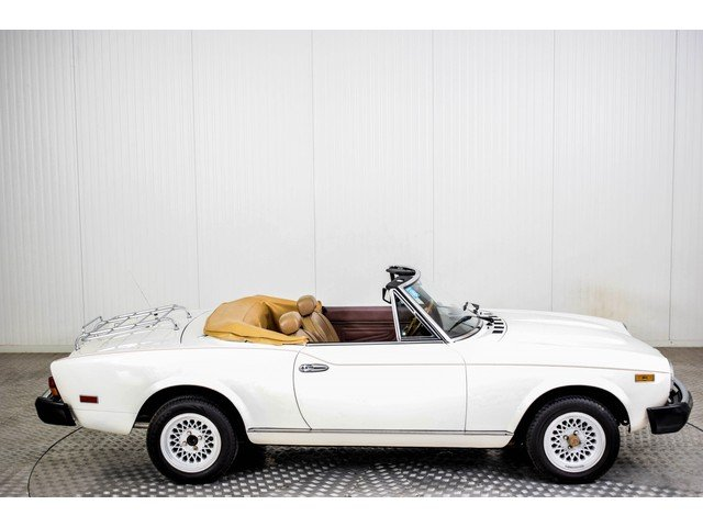 1979 Fiat 124 Spider 2000 For Sale (picture 6 of 6)