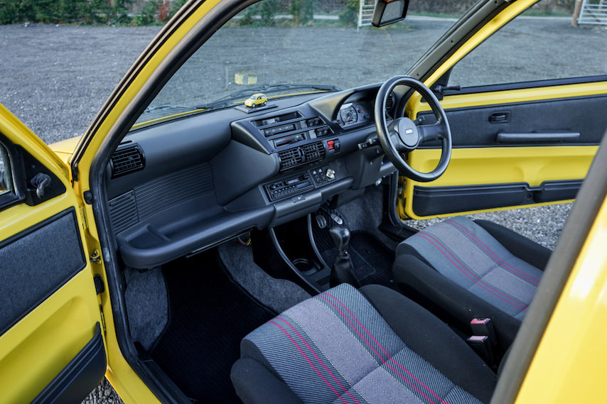 Fiat Cinquecento Sporting 1994 24,000 Miles From New For Sale (picture 3 of 6)