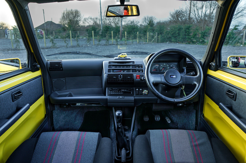 Fiat Cinquecento Sporting 1994 24,000 Miles From New For Sale (picture 4 of 6)