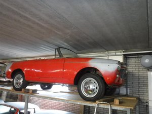 1962 Fiat Osca 1500 spider '62 For Sale