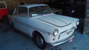 1962 fiat 600 750 viotti coupe very rare For Sale