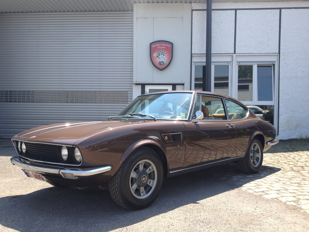 1971 Fiat Dino coupé 2.4 restored  For Sale (picture 1 of 1)
